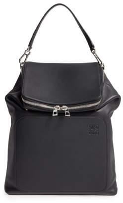 Loewe Goya Calfskin Leather Backpack