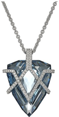 Swarovski - Goodwill Pendant Necklace Necklace $169 thestylecure.com