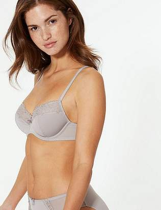 Marks and Spencer 2 Pack Non-Padded Balcony Bras A-E