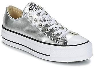 Converse Chuck Taylor All Star Lift Clean Ox Metallic Canvas