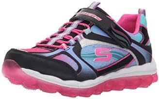 Skechers Girls' Skech-Air Ultra-Bity Bubbles Running Shoe