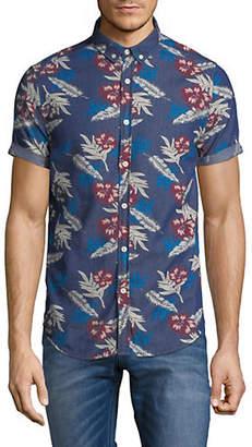 Superdry Miami Loom Short-Sleeve Shirt