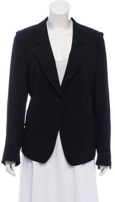 Ann Demeulemeester Structured Wool Blazer w/ Tags