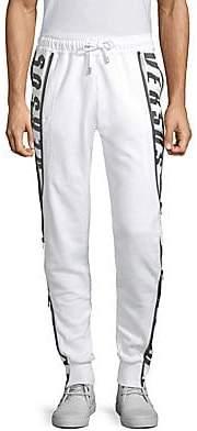 Versace Men's Stretch Cotton Jogger Pants