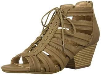 Naturalizer SOUL Women's Dante Heeled Sandal