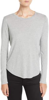 Vince Little Boy Crewneck Long-Sleeve T-Shirt
