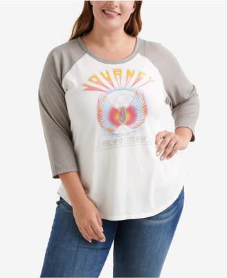 Lucky Brand Plus Size Journey Tour T-Shirt