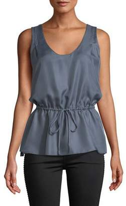 J Brand Meadow Sleeveless Cinched Top