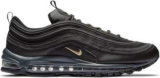 Nike 97 Leather Black Gold