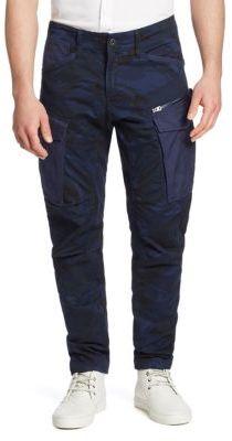 G StarG-Star RAW Rovic Camo Cargo Pants