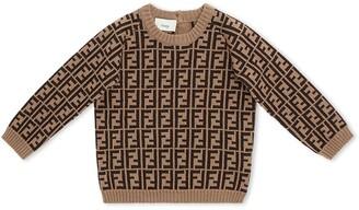 Fendi (フェンディ) - Fendi Kids モノグラム セーター