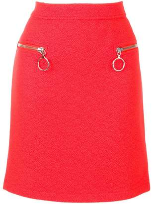 Moschino perfectly fitted skirt
