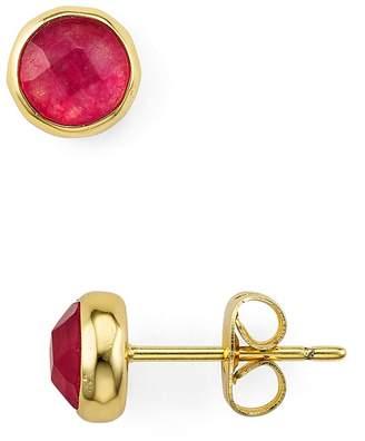 Gorjana Stone Stud Earrings