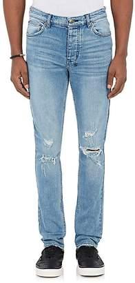 Ksubi Men's Chitch Distressed Slim Jeans