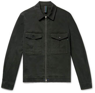 Paul Smith Stretch-Cotton Twill Jacket