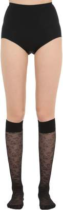 Chantal Thomass Mi-Bas Ravissante Knee-Highs
