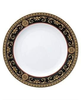 Versace Medusa Red Dinner Plate 27Cm