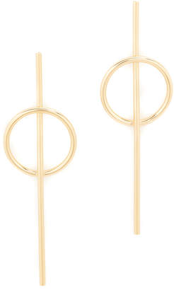 Jules Smith Morgan Earrings $45 thestylecure.com
