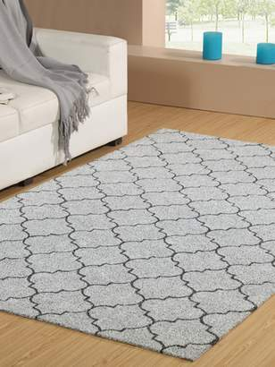 Dynamic Textiles Patio Hand-Tufted Indoor/Outdoor Rug