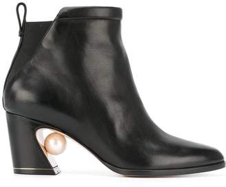 bee00c610ec1 Nicholas Kirkwood Black Ankle Boots For Women - ShopStyle Canada