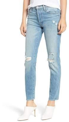 Mother The Stinger Slim Straight Leg Jeans (High as the Heavens)