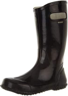 Bogs Solid Rain Boot (Toddler/Little Kid/Big Kid)