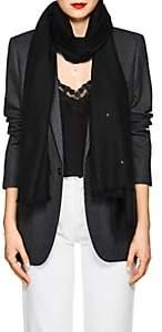 Barneys New York Women's Stars on Sky Cashmere Scarf - Black