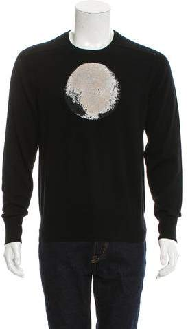 Michael Bastian Cashmere Pluto Pattern Sweater w/ Tags