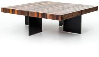 Pottery Barn Langton Reclaimed Wood Coffee Table