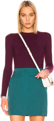 JoosTricot Crew Neck Sweater in Pinot & Cosmos   FWRD