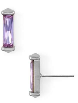 Kendra Scott Fletcher Baguette Stud Earrings