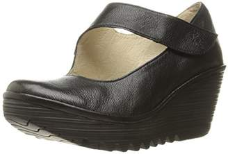 FLY London Women's Yasi682fly Wedge Pump $124.15 thestylecure.com