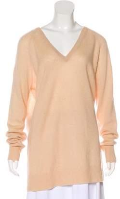 Equipment V-Neck Cashmere Sweater
