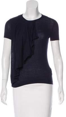 Tory Burch Silk & Cashmere-Blend Top