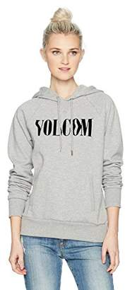 Volcom Junior's Getting Shacked Hoody Sweatshirt