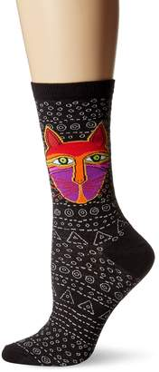 Laurèl Burch Women's Native Cat Crew