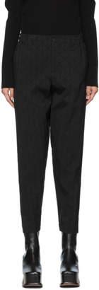 Issey Miyake Black Blink Trousers