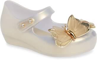 Mini Melissa Ultragirl Butterfly Mary Jane