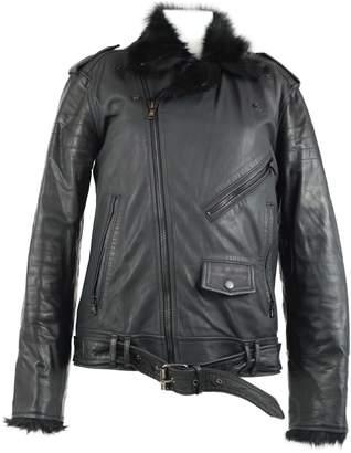 BLK DNM Black Suede Jackets