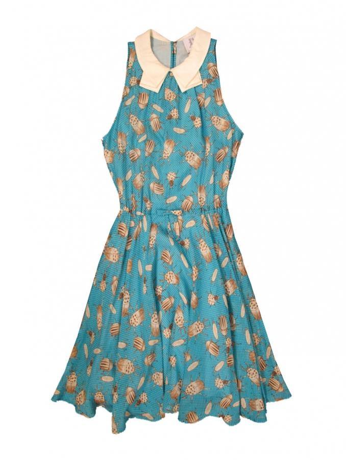 Karen Walker Philadelphia Dress