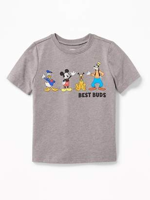 "Old Navy Disney© Mickey & Friends ""Best Buds"" Tee for Toddler Boys"