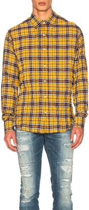 Faith Connexion Check Loose Shirt $450 thestylecure.com