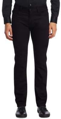 Armani Collezioni AJ Slim-Fit Dark Jeans
