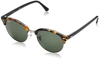 Ray-Ban CLUBROUND Round Sunglasses