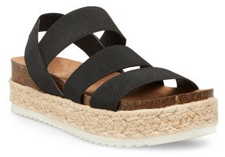 Madden-Girl Crispp Espadrille Platform Sandal