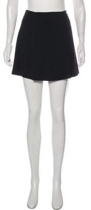 Miu Miu Pleated Mini Skirt w/ Tags