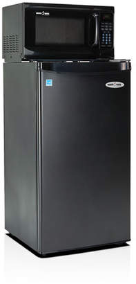 Microfridge Snackmate 3.2 cu. ft. Compact Refrigerator with Microwave