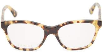 Gucci Rectangular Optical Glasses