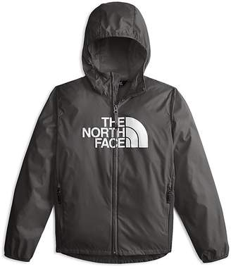The North Face Boys' Flurry Logo Windbreaker Jacket - Little Kid, Big Kid