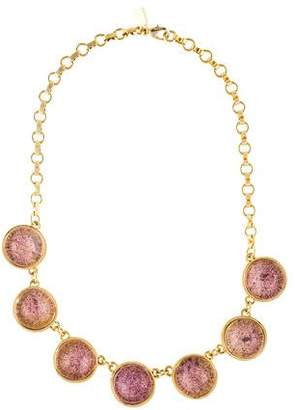 Kara Ross Kara by Resin Collar Necklace